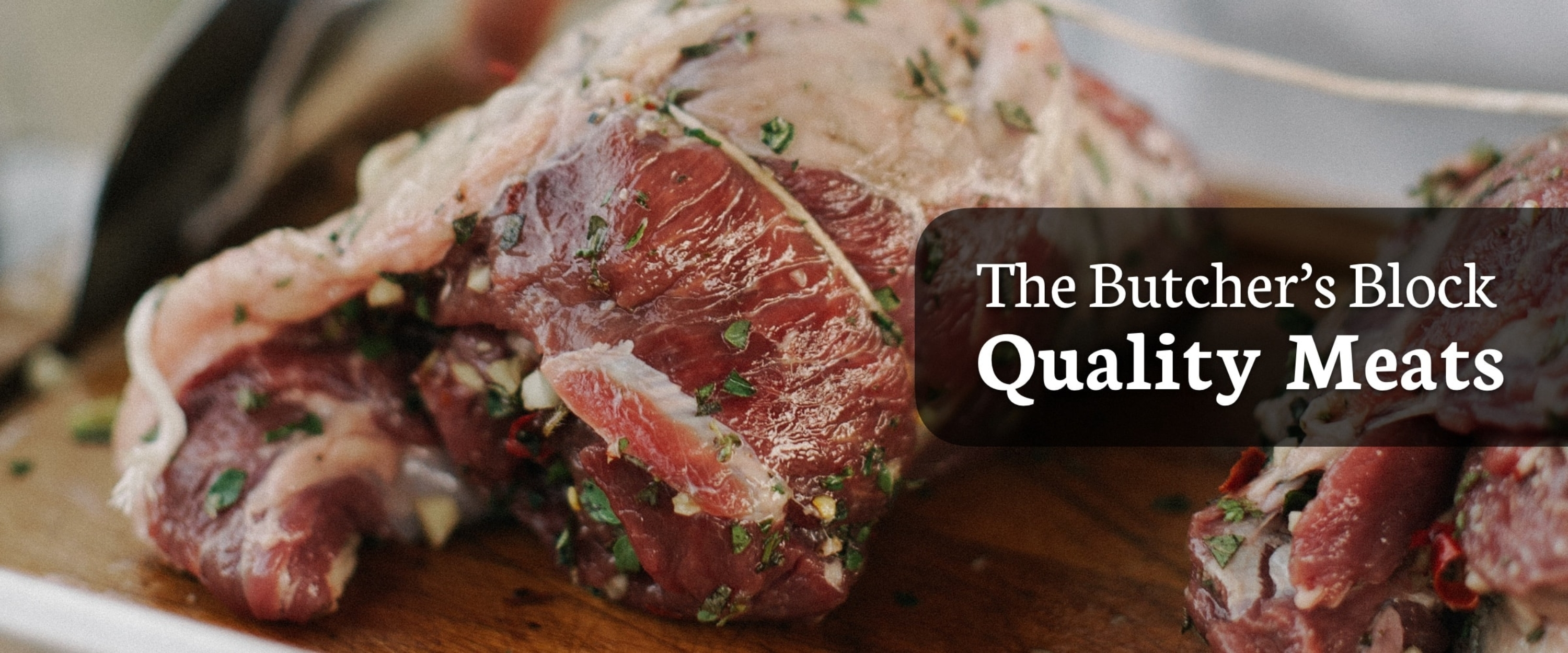 The Butcher's Block Quality Meats